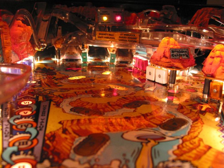 Source: Pinball Robin on Flickr, all creative commons licence